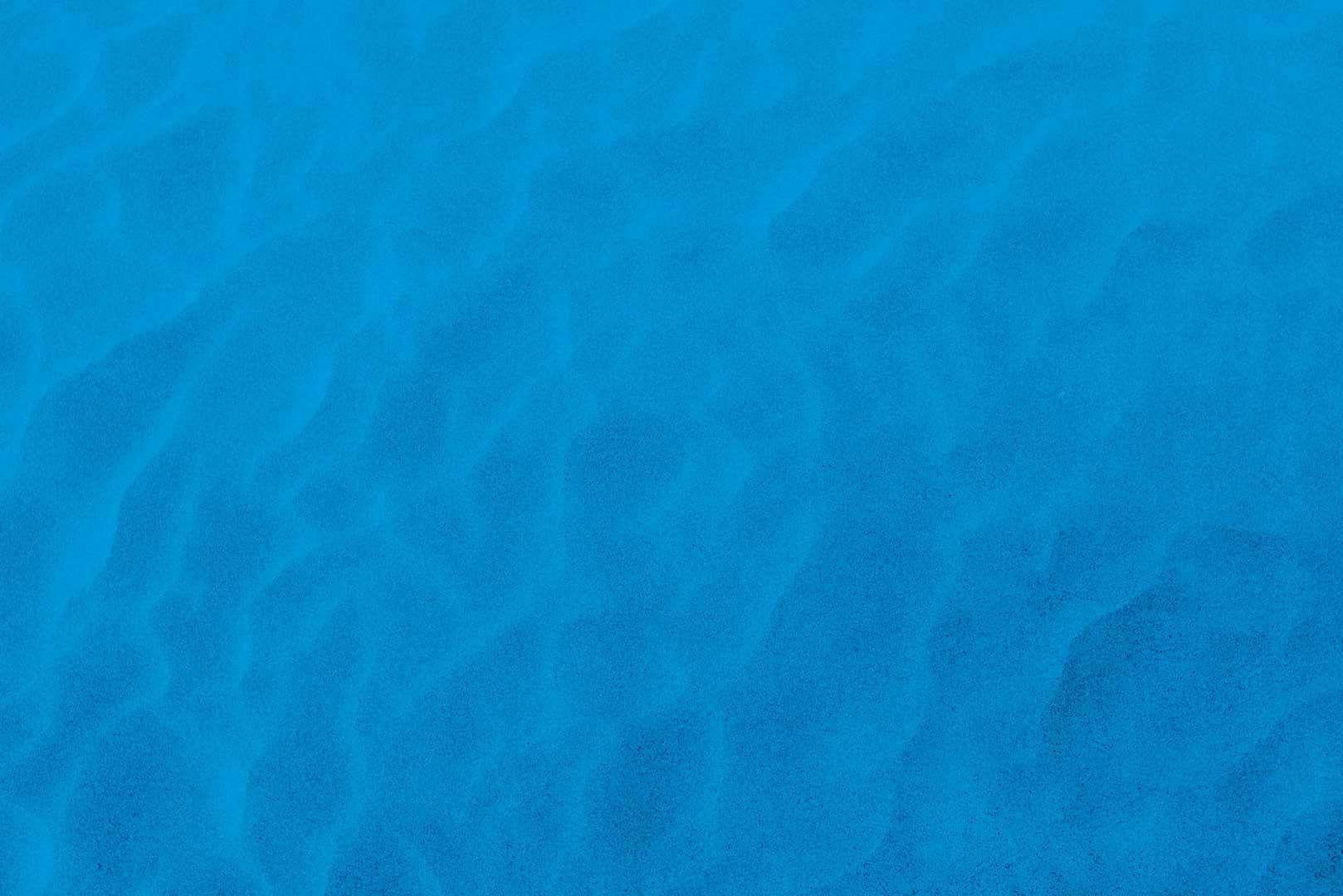 Sand Castle on the Beach- Blue BG