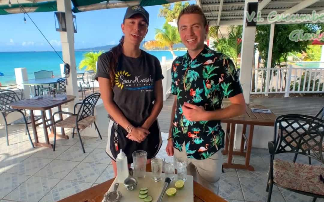 """Creating a Fantastic """"Mocktail"""" with Jesse Daley"""