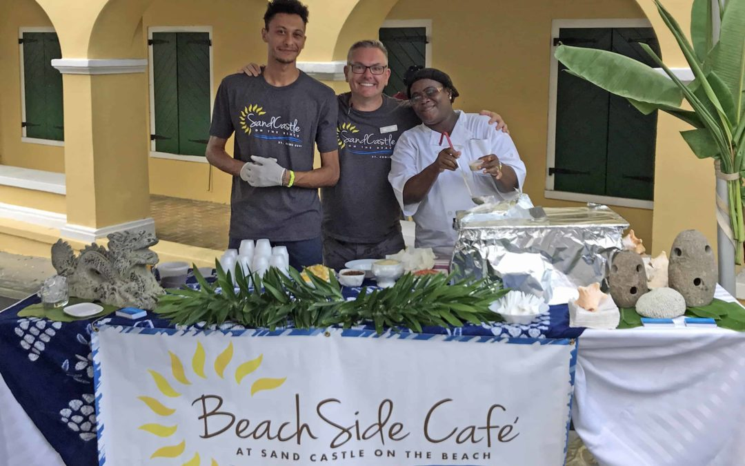 Taking home the gold in the Taste of St. Croix